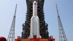 المراقبة الأوروبي: الصاروخ الصيني يسقط بدول البحر المتوسط   image