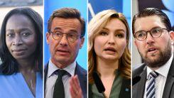 أربعة أحزاب تتفق على سياسة هجرة مشددة image