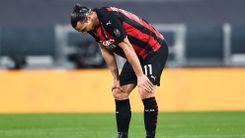 إصابة إبراهيموفيتش قبل أسابيع من انطلاق كأس أوروبا  image