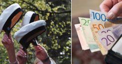200 ألف كرونة سويدية مخبأة في قبعة طالب في جريمة غسيل أموال image