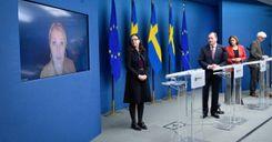 الحكومة السويدية تعلن قرارات جديدة أكثر صرامة للحد من انتشار عدوى كورونا image
