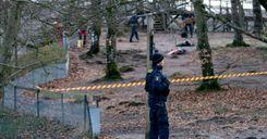 العثور على شخص ميت في حديقة وطنية بالقرب من هلسنبوري image