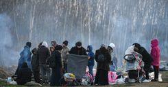 سوريون يتعرضون للاحتيال من قبل مهربين image