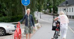 مالمو: 30% من التنقلات في المدينة ستتم عبر الدراجة الهوائية في غضون تسع سنوات image