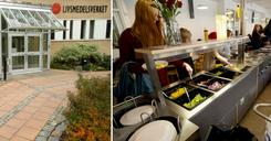 إدارة الغذاء الوطنية تنتقد الأطعمة غير الصحية في مدارس السويد  image