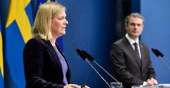الحكومة السويدية تخصص حزم دعم جديدة في مواجهة الموجة الثالثة من كورونا image