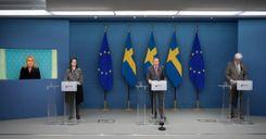 قرارات جديدة في السويد: إغلاق المطاعم الساعة 8 ونصف..والتسوق بشكل فردي image