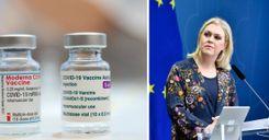 وزيرة الشؤون الاجتماعية السويدية:اللقاح هو المخرج الوحيد لإنهاء الوباء image