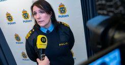 تعيين مديرة جديدة لشرطة مالمو image