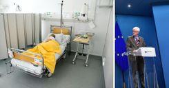 يوهان كارلسون مدير عام هيئة الصحة العامة السويدية: الوضع ما زال خطيرًا image