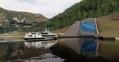 """""""تحفة هندسية"""" جديدة في النرويج: أول نفق للسفن حول العالم image"""