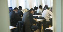 ثماني سنوات متوسط الفترة التي يحتاجها المهاجر المتعلم للحصول على عمل في السويد image