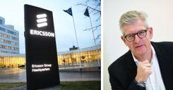 """60 مليون كرون راتب المدير التنفيذي لشركة """"إريكسون"""" image"""