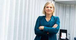 وزيرة المالية أقوى امرأة لريادة الأعمال في السويد عام 2021 image
