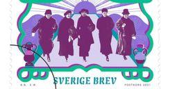 إصدار طوابع جديدة احتفالًا بمرور مئة عام على تصويت المرأة السويدية لأول مرة image
