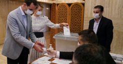 الرئاسة السورية تعلن إصابة الأسد وزوجته بفيروس كورونا image