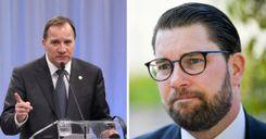 المشهد السياسي في السويد عام 2020: جيمي أوكسون يخسر داعميه في الجنوب image