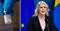 الحكومة السويدية ترفع الميزانية المخصصة للقاح كورونا image