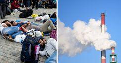 صحفي سويدي: كورونا نجح في الحد من المهاجرين والانبعاثات الغازية image