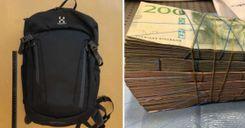 الشرطة السويدية تلقي القبض على رجل يحمل كيلو كوكايين بقيمة مليون كرونة في حقيبة ظهر image