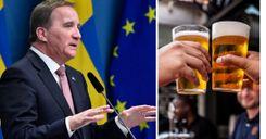 لوفين يعلق على قرار تمديد حظر تقديم الكحول image