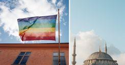 عالم سياسي: يجب على المسلمين أن يدافعوا عن المثليين ومجتمع الميم image