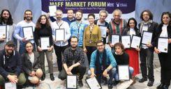 أكثر من 115000 دولار أمريكي إجمالي قيمة جوائز صناديق الدعم لدورة مهرجان مالمو للسينما العربية 2021 image
