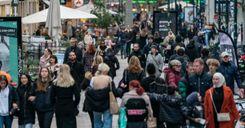 السويد تسجل أعلى معدل إصابات بكورونا في أوربا الغربية image