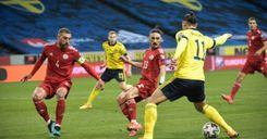 السويد تفوز علي جورجيا 1-0 image