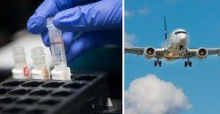 السويد ترسل اختبارات كورونا بطائرات لتحليلها في ألمانيا image