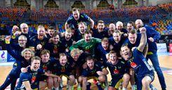 السويد تفوز على فرنسا 32-26 وتتأهل لنهائي بطولة العالم لليد image
