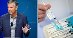 تطعيم خمسة ملايين سويدي بحلول شهر يونيو image