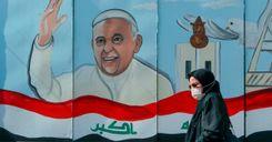 البابا يصل للعراق اليوم في زيارة تاريخية image