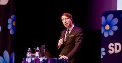 """انتقادات لمسؤول بحزب ديمقراطيو السويد وصف الإسلام  بأنه """"دين بغيض"""" image"""
