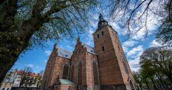الكنيسة السويدية ستدق الأجراس ليلة رأس السنة تكريمًا لضحايا فيروس كورونا image