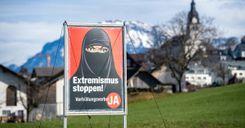 السويسريون يصوتون لصالح حظر ارتداء البرقع في الأماكن العامة image