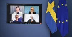 السويد تعلن إتمام تلقيح مليون شخص ضد فيروس كورونا حتى الآن image