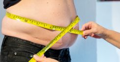 العديد من مرضى العناية المركزة يعانون من زيادة الوزن image