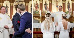 الأزواج من نفس الجنس سيصبحون آباء تلقائياً بعد ولادة أطفالهم في السويد image