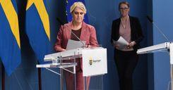 إطلاق أكبر حملة تطعيم في السويد image
