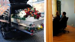 ثلاثة أشقاء في نزاع حول ميراث يقدر بنحو 250 مليون كرونة سويدية  image
