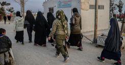 اعتقال نسوة يحملن الجنسية السويدية على علاقة بتنظيم داعش image