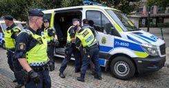 اعتقال ثلاثة أشخاص بتهمة التحريض على المسلمين في مالمو image