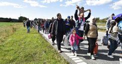 البرلمان الأوروبي يناقش مقترحات اعتماد سياسة أوروبية مبتكرة لتنظيم اللجوء والهجرة image