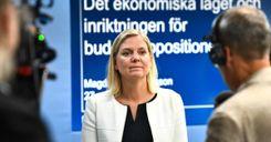 الحكومة السويدية تستثمر 100 مليار كرونة سويدية لإنعاش الاقتصاد image