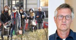 الشباب هم المسؤولون عن زيادة انتشار كورونا في السويد image