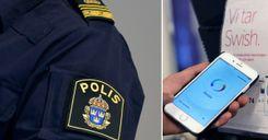 """الشرطة تحذر من طريقة جديدة للاحتيال عبر تطبيق """"Swish"""" image"""