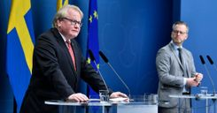 السويد تنشئ مركزاً لمواجهة الهجمات الالكترونية image