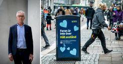 السويد تسجل أكبر انتشار لفيروس كورونا بين دول الجوار مجدداً image