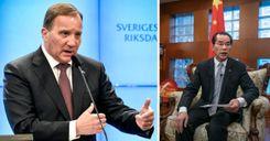 الصين تستولي على أجزاء كبيرة من غرب السويد image